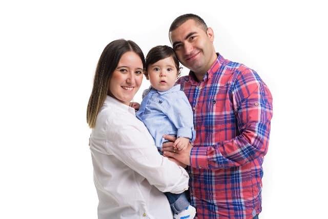 Aile Fotoğraf Çekimi #20