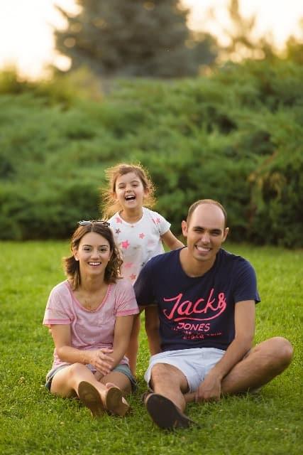 Aile Fotoğraf Çekimi #30