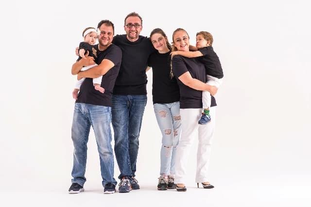 Aile Fotoğraf Çekimi #33