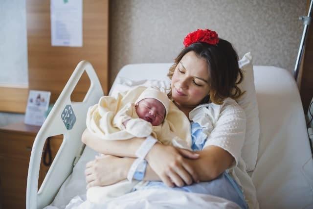 Doğum Fotoğraf Çekimi #109