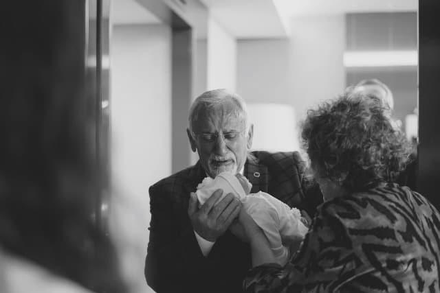 Doğum Fotoğraf Çekimi #44
