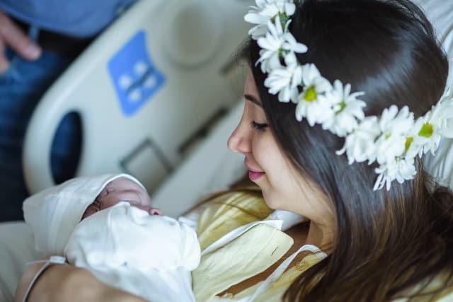 Doğum Fotoğraf Çekimi #8